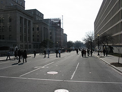 Washington DC streets
