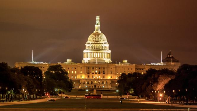 Washington Passport Agency Capitol Building