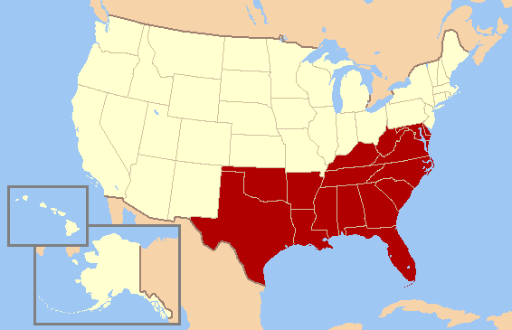 passport fairs in the southeast United States