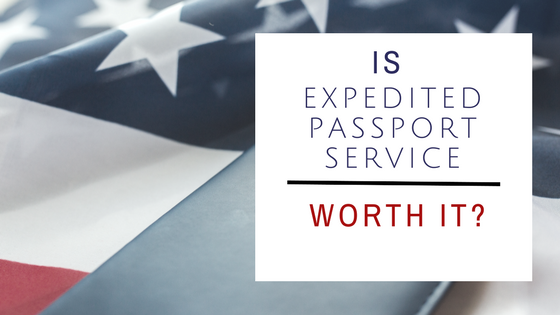 Expedited Passport Service