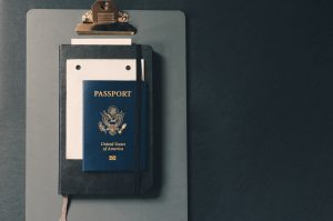 Business travel apps for passports
