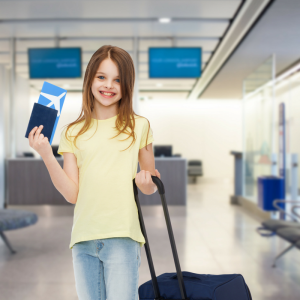 how to get an expedited passport for a child