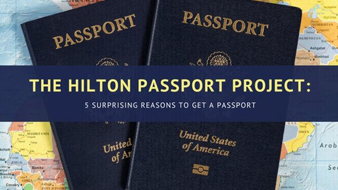 The-Hilton-Passport-Project
