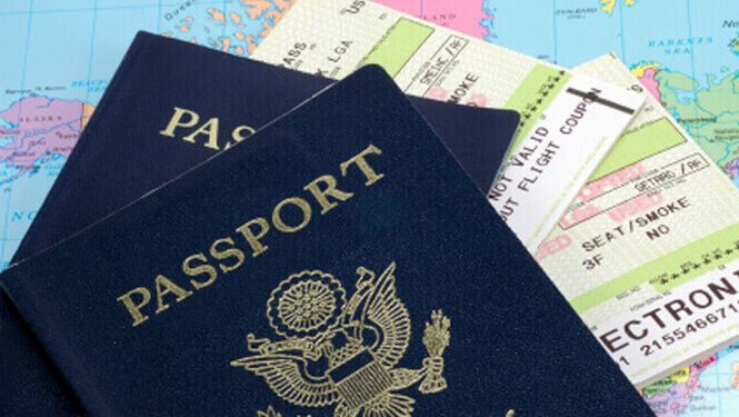 Passport Fees and Costs