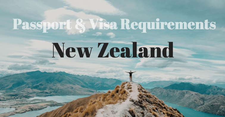 Do I need a passport or visa to visit New Zealand?