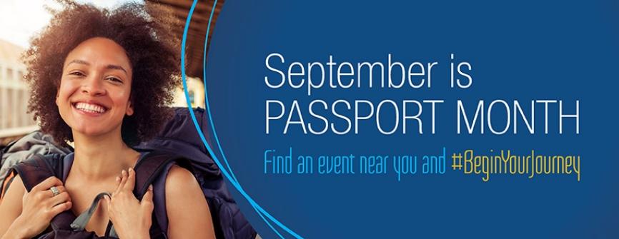 September Passport Awareness Month