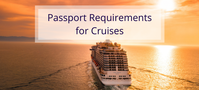 disney cruise passport requirements